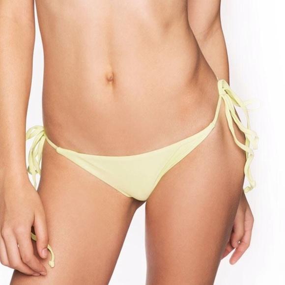 Frankie's Bikinis Other - NWOT Frankie's Bikinis Lime Bikini Bottom